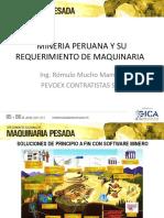 13. El Futuro de La Minería en El Perú - Ing. Rómulo Mucho Mamani