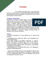 1.Proteins (a) Cb1