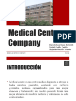 Medical Center Company Proyecto