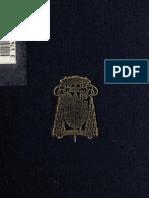 (1909) Costume of Prelates of the Catholic Church