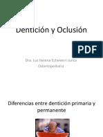 Dentición y Oclusión (1)