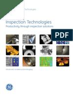 Ge Tecnologias de Inspeccion (Ensayos No Destructivos)