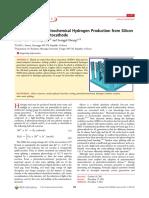 Oh 2012 Enhanced Photoelectrochemical Hydrogen
