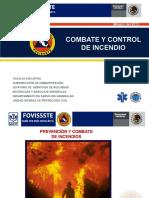 Combate y Control de Incendio