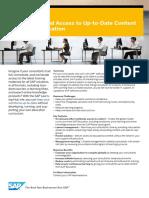 SAP Learning Hub Information Sheet