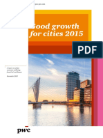 Good Growth for Cities 2015