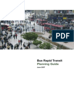 ITDP BRT Planning Guide