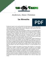 Hans Christian Andersen - La Sirenita