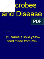 8c Microbes Disease Science Quiz