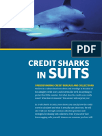 Credit Sharks in Suits
