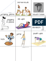 Exercise Game