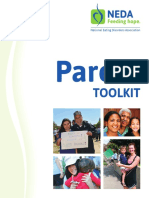 National Eating Disorders Association's Parent Toolkit
