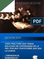 FRACTURAS EXPUESTAS DR. HDEZ.ppt