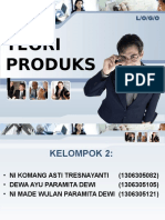 Teori Produksi Fix