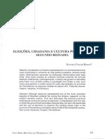 ELEIÇÕES, CIDADANIA E CULTURA POLÍTICA NO SEGUNDO REINADO.pdf