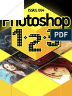 Photoshop 123 - Issue 4, 2014