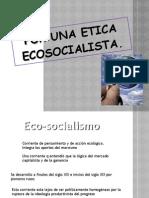 Por Una Etik Eco Socialist a 12