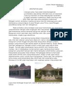 Arsitektur Jawa