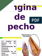 Exposicion Angina de Pecho