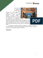 Estudio de Empresa Constructora Socovesa