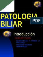 PATOLOGIA BILIAR 2013.ppt