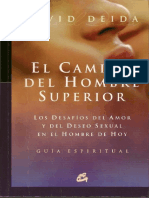 El Camino Del Hombre Superior PDF