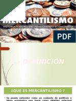 El Mercantilismo