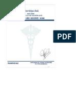 Certificado de Falta