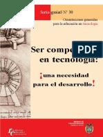 (617545381) Estándares Tecnología