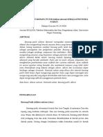 Pemanfaatan Bawang Putih (Allium Sativum) Sebagai Pestisida Nabati