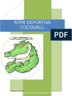 Ropa Deport Iva Coco Drill