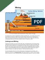 Methods of Mining