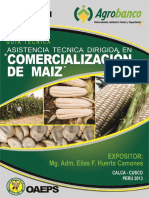 Cultivo Maiz Blanco