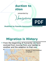Migration as a Theme in History[1]
