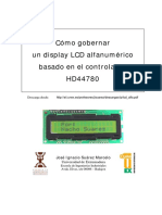 configurar LCD