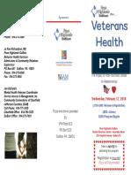 Veterans Valentine's Event 2016