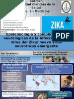 ZIKA Epidemiologia y Complicaciones Neurologicas de La Infección Por El Virus Del Zika Nuevo Virus Neurotropo Emergente