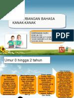 Faktor Yang Mempengaruhi Perkembangan Bahasa New