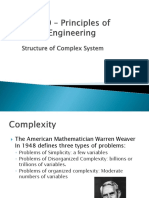 INSE6400 Complex Systems