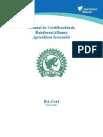 Manual Certificación RAS