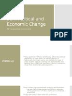 Lesson 2 Iran- Political and Economic Change