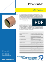 Fiber Lube CJ TechSheet T1G 061 OAK