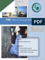 Cap. 1 Laboreo de Minas y Yacimientos Minerales