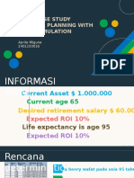 Financial Planning With Simulation
