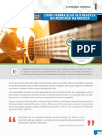 PDF Como Formalizar Seu Negocio de Musica