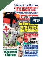 LE BUTEUR PDF du 12/05/2010