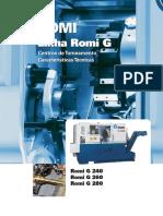 Catalogo Romi Linha G