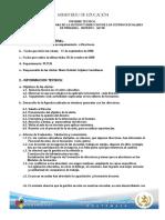 Formato Para Informe de Monitoreo 2008 Mario Rubelsi Grijalva Castellanos
