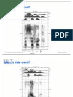 Speech Recogn. Spectrograms