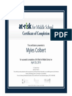 certificateofcompletion 105 mylescolbert